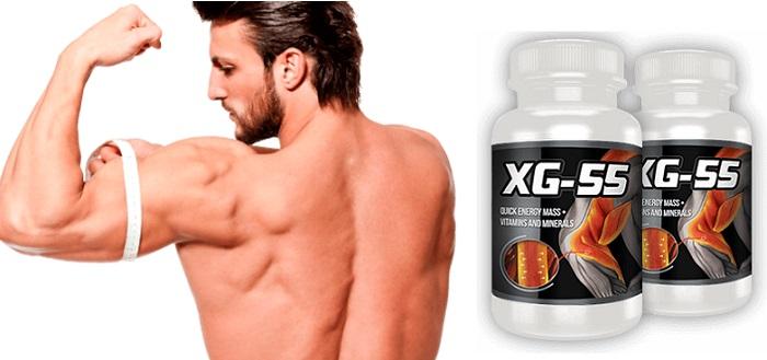 XG-55 hogy az izomépítés: egy TERMÉSZETES termék a gyors izomnöveléshez!