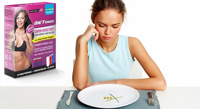 DIETONUS a fogyás: akár mínusz 7 kilóminden héten!