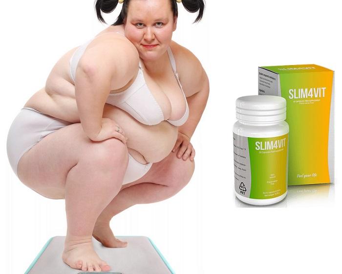 SLIM4VIT a fogyás: gyorsan, hatékonyan megszabadulni a felesleges súly!