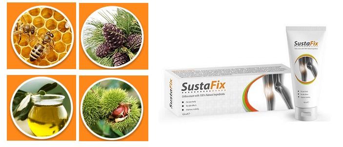 SustaFix az ízületek: meggyógyítja az ízületeket & a szöveteket 10 napon belül!