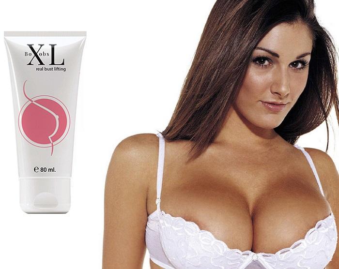 Boobs XL a mellnagyobbítás: észrevehető eredmény már 1 hét múlva!