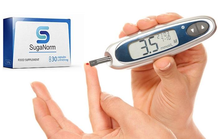 SugaNorm a cukorbetegség: normalizálja a vércukor szintet!