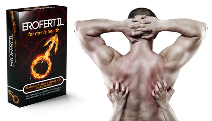 Erofertil: javítja a szexuális élet minden aspektusát