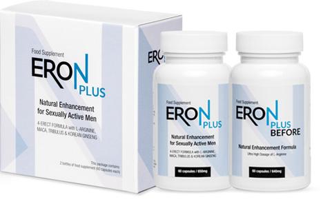 Eron Plus: a legerősebb erekció segítő!