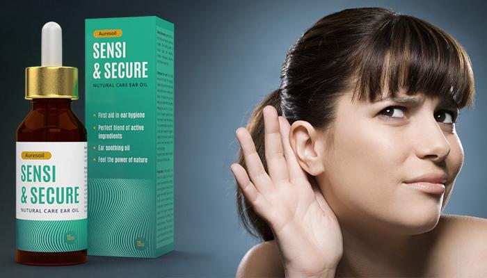 Auresoil Sensi & Secure: innovatív kezelés, amely 100%-ban visszaadja a hallásod!