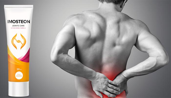 Imosteon: gyors fájdalomenyhítés az ízületeiben