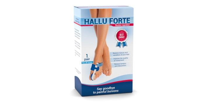 Hallu Forte a hallux valgus a láb: a bütykök 28 nap alatt eltűnnek és vissza sem térnek!