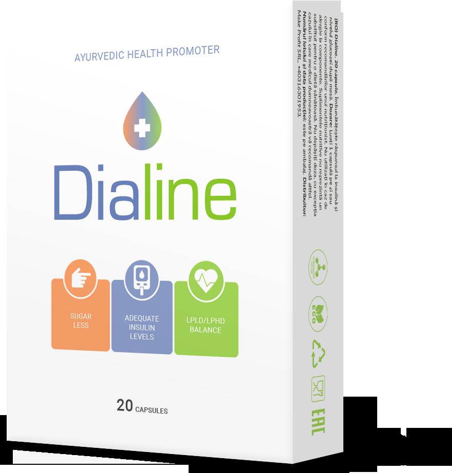 Dialine: megszünteti a szövődményeket és megkönnyíti az életet cukorbetegség esetén