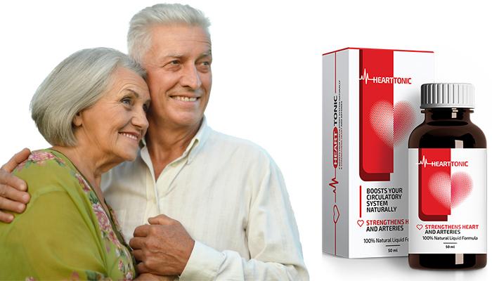 Heart Tonic hipertónia ellen: már az első használatot követően normalizálja a vérnyomást és hosszan tartó hatást biztosít