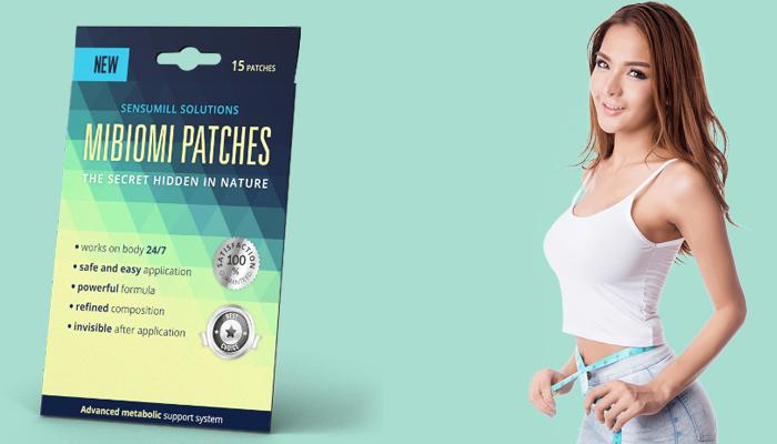 Mibiomi Patches a fogyás: vége a túlsúly időszakának!