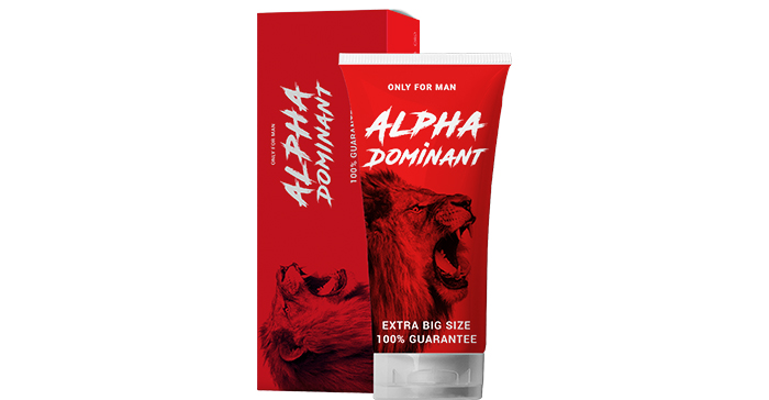 Alphadominant: az első igazi pénisznövelő termék