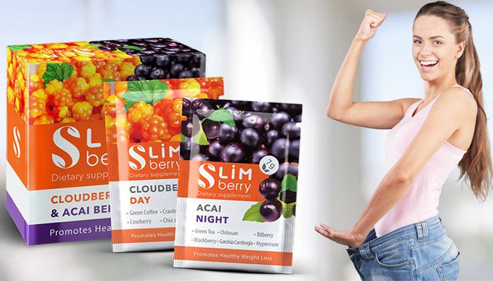 Slim Berry: nem csak fogyás, hanem alakformálas!