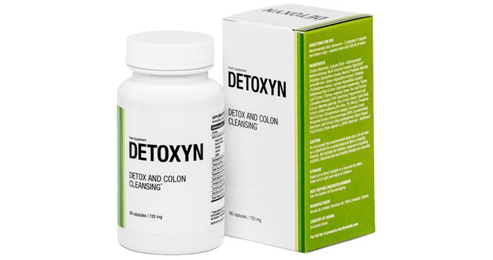 Detoxyn: hatékony fegyver az élősködők ellen!