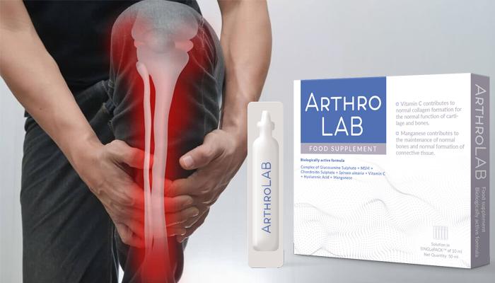 Arthro Lab: allítsa helyre az ízületek egészségét, anélkül, hogy kilépne otthonról