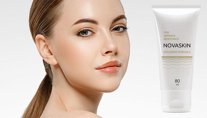 Novaskin: kisimítja a ráncokat és feszesíti az arc kontúrját