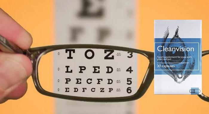 CleanVision for vision: visszatér a szem egészségét 1 fogás!