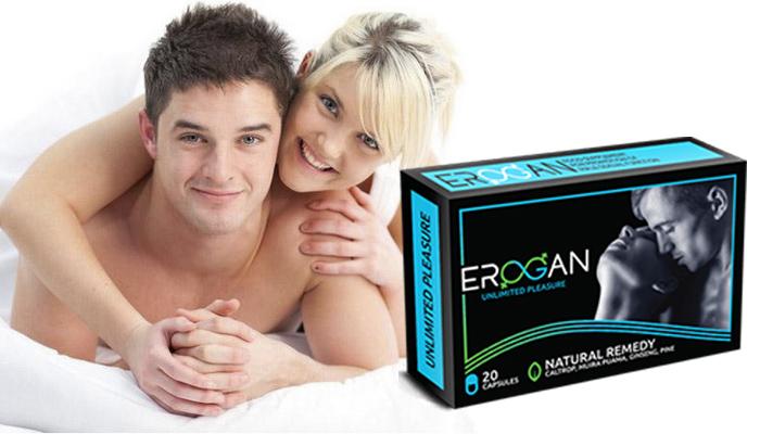 Erogan a potencia: javítja a szexuális élet minden aspektusát!