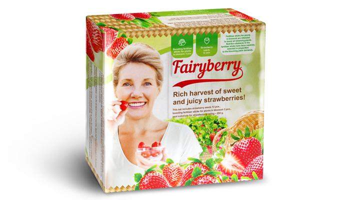FairyBerry: hihetetlen aratás a finom eperből már egy hónap múlva!