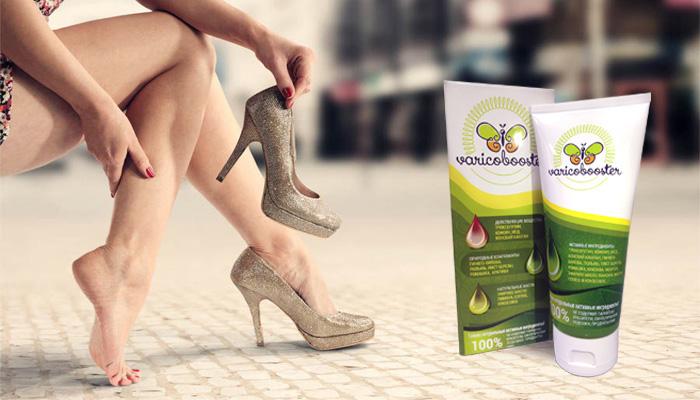 Varicobooster visszerek ellen: lába egészsége és szépsége érdekében