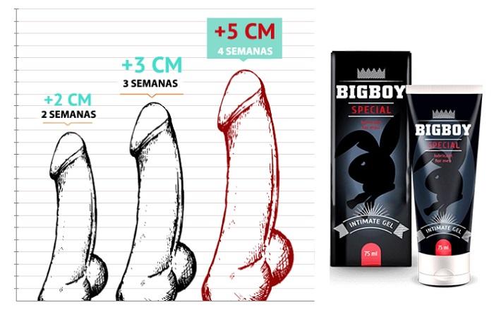 BigBoy Special hogy növelje: hogy a partner egy felejthetetlen élmény!
