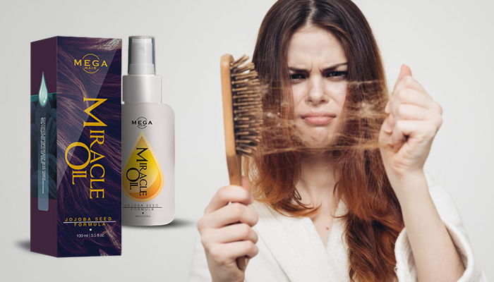 Mega Hair a hajhullás ellen: táplálja és helyreállítja a hajszálakat