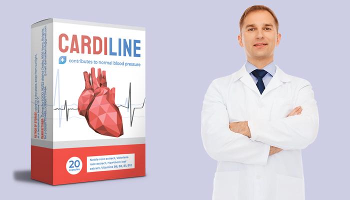 Cardiline magas vérnyomás ellen: vérnyomás normális az első alkalmazás után és örökre