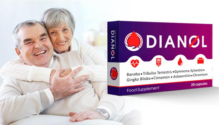 DIANOL cukorbetegség ellen: normalizálja a vér glükózszintjét