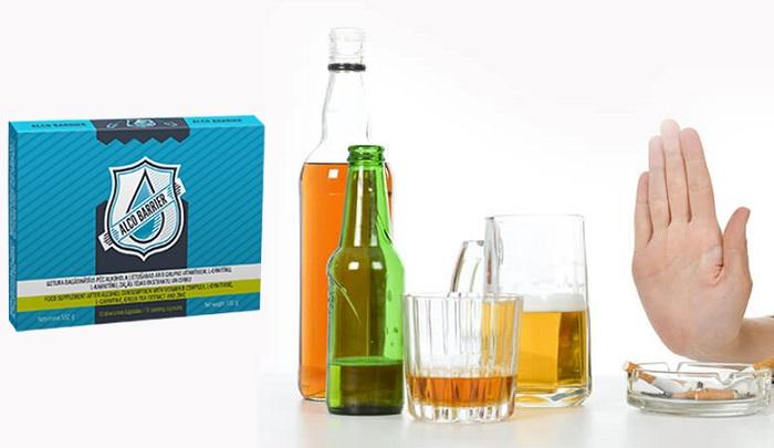 Alcobarrier alkoholizmusból: mondj NEMET az alkoholfüggőségnek!