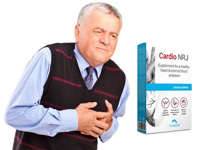 Cardio NRJ a magas vérnyomás: felejtsd el a problémák a szív és az erek!
