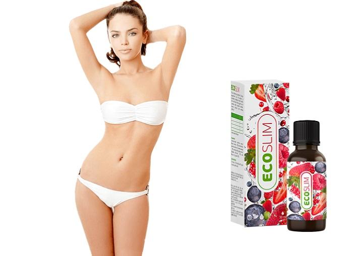 ECO SLIM a fogyás: hatékony eszköz a gyors zsírégetés!