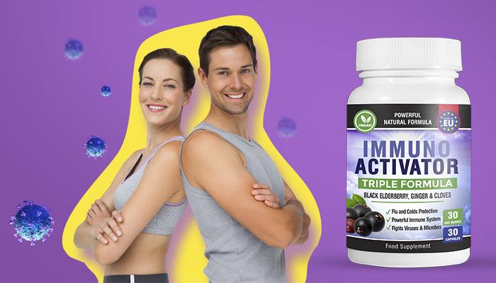 ImmunoActivator: recept az erős immunrendszerhez