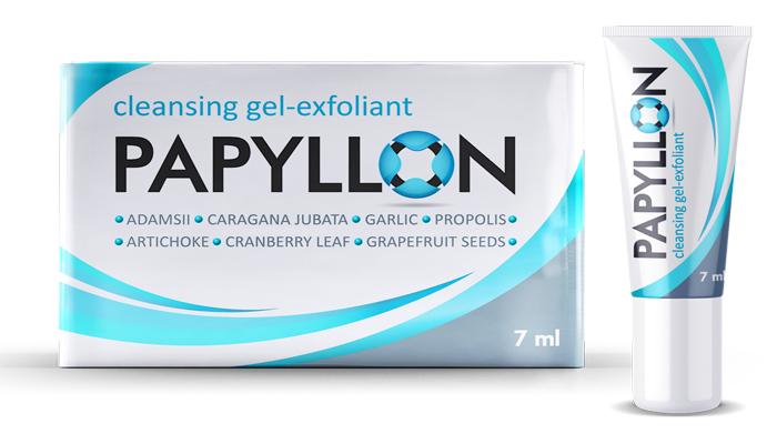 PAPYLLON Gel papillómák ellen: a szemölcsök, papillómák és a száraz bőrkeményedések eltüntetése 3-5 nap alatt