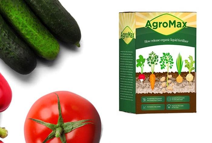 AGROMAX biofertilizer: a szerves trágya fokozza a kerti növényi kultúrák növekedését!