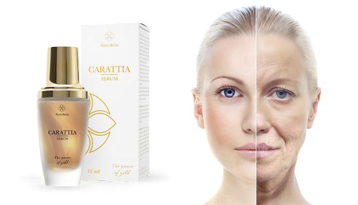 Carattia Serum ránctalanító: a ráncok 98,9%-át eltünteti