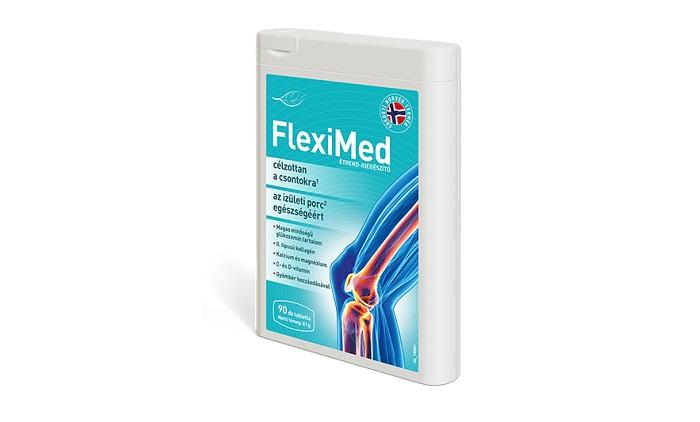 Fleximed ízületek esetén: segít a test megfelelő működésében!