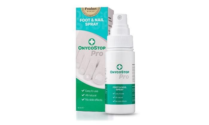 ONYCOSTOP PRO láb-és körömgomba: természetes és rendkívül hatékony lábspray!