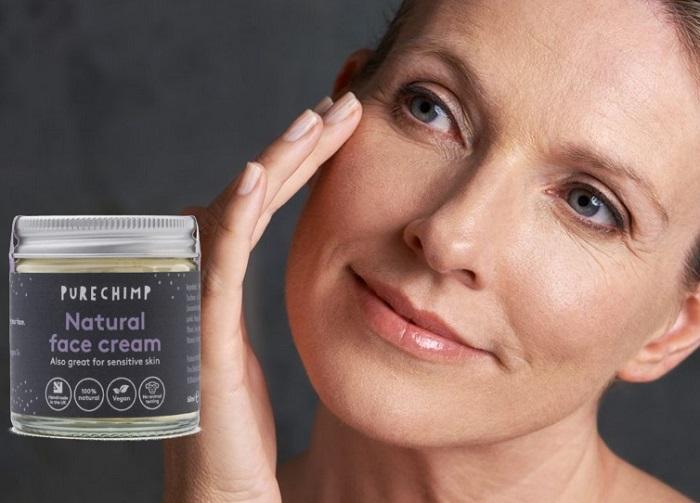 Purechimp természetes arckrém: lepje meg mások a fiatalok és a szépség!