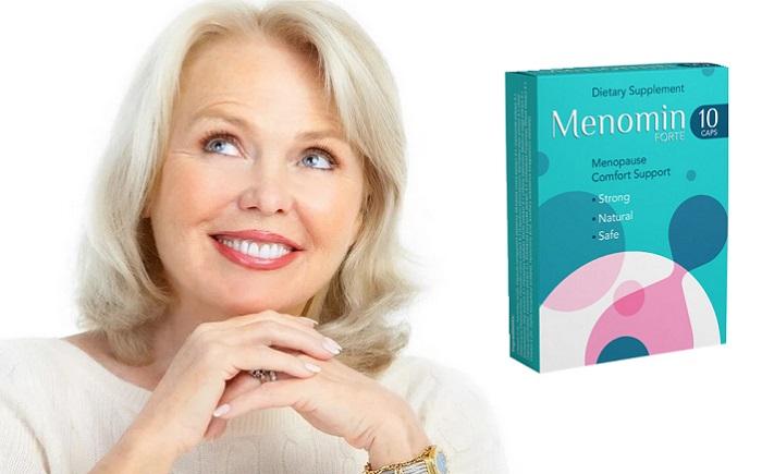 Menomin Forte a menopauza: anői szervezet támogatása klimax előtt, alatt és utána is!