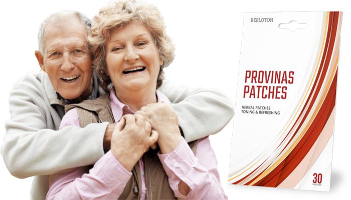 Provinas Patches: 28 napon belül kitisztítja az artériákat és helyreállítja a normális vérkeringést