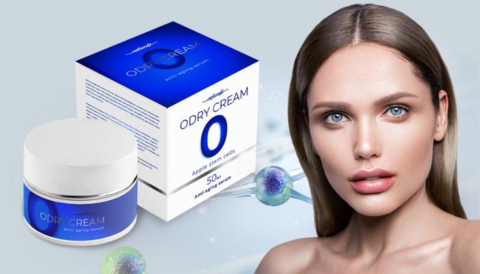 Odry Cream ránctalanító: kisimítja a ráncokat