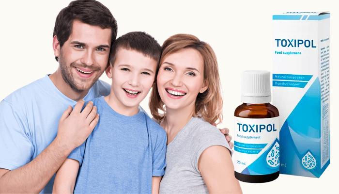 Toxipol paraziták ellen: segít elpusztítani a férgek minden típusát és eltávolítani a toxinokat a szervezetből