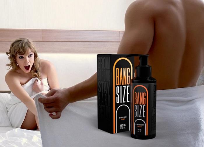 BANGSIZE a péniszbővítéshez: felejthetetlen élményt nyújtson partnerének!