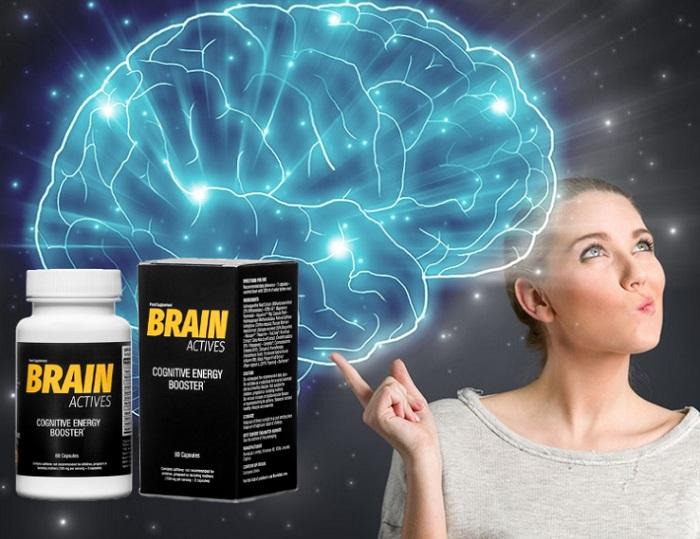 Brain Actives az agy működésének javítása: pörgesse fel agyműködését minden eddiginél jobban!