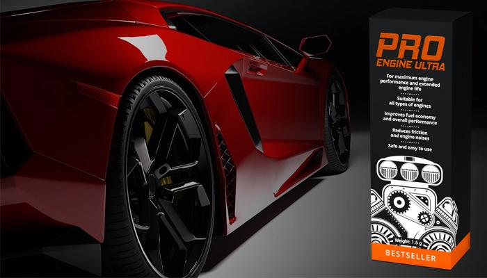 ProEngine Ultra üzemanyag-nemesítő: ápold a motort és élvezd a biztos hatást!