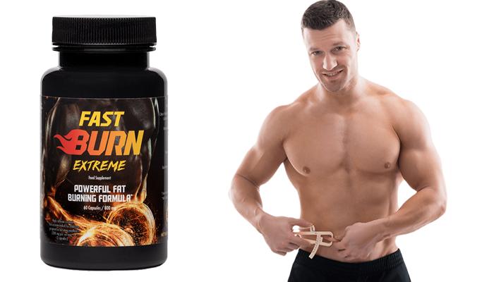 Fast Burn Extreme a fogyáshoz: hatékony zsírégető!
