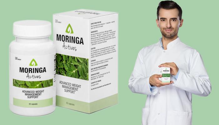 Moringa Actives a fogyáshoz: a tökéletes étrend-kiegészítő a fogyókúrázók számára!