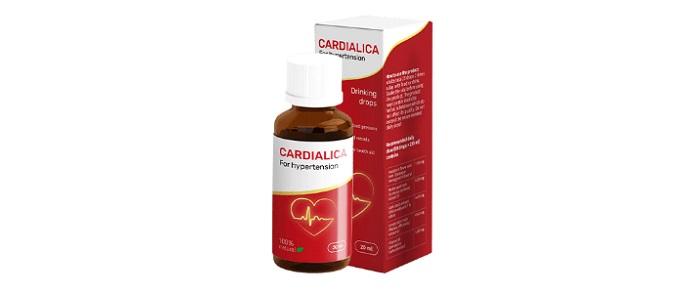 Cardialica biocomplex a magas vérnyomásért: ez megmenti Önt a szívroham és a stroke kockázatától!