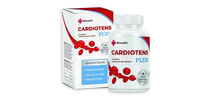 Cardiotens Plus a magas vérnyomásból: GYORS SEGÍTSÉG A SZÍV ÉS AZ EREK SZÁMÁRA!