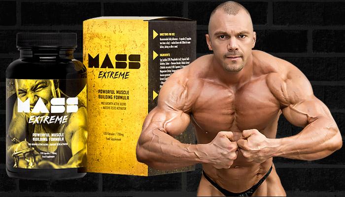 Mass Extreme: izomtömeget építő modern termék