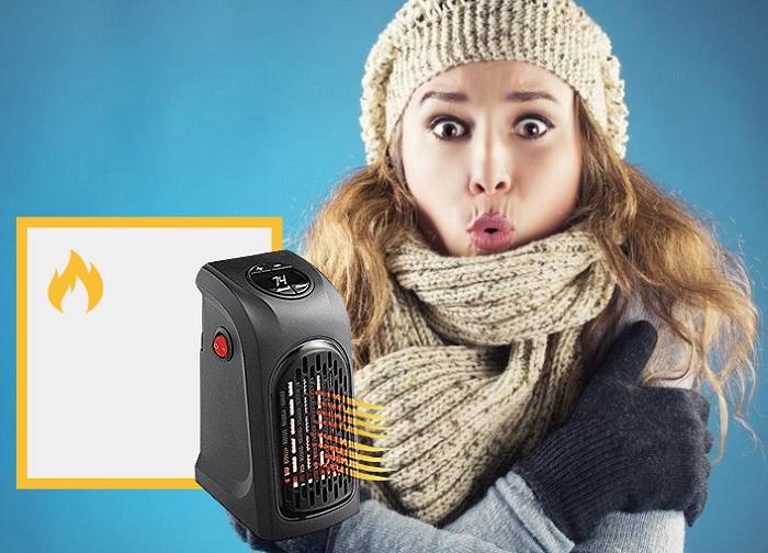 Handy heater gyors és könnyű fűtés mindenhol!
